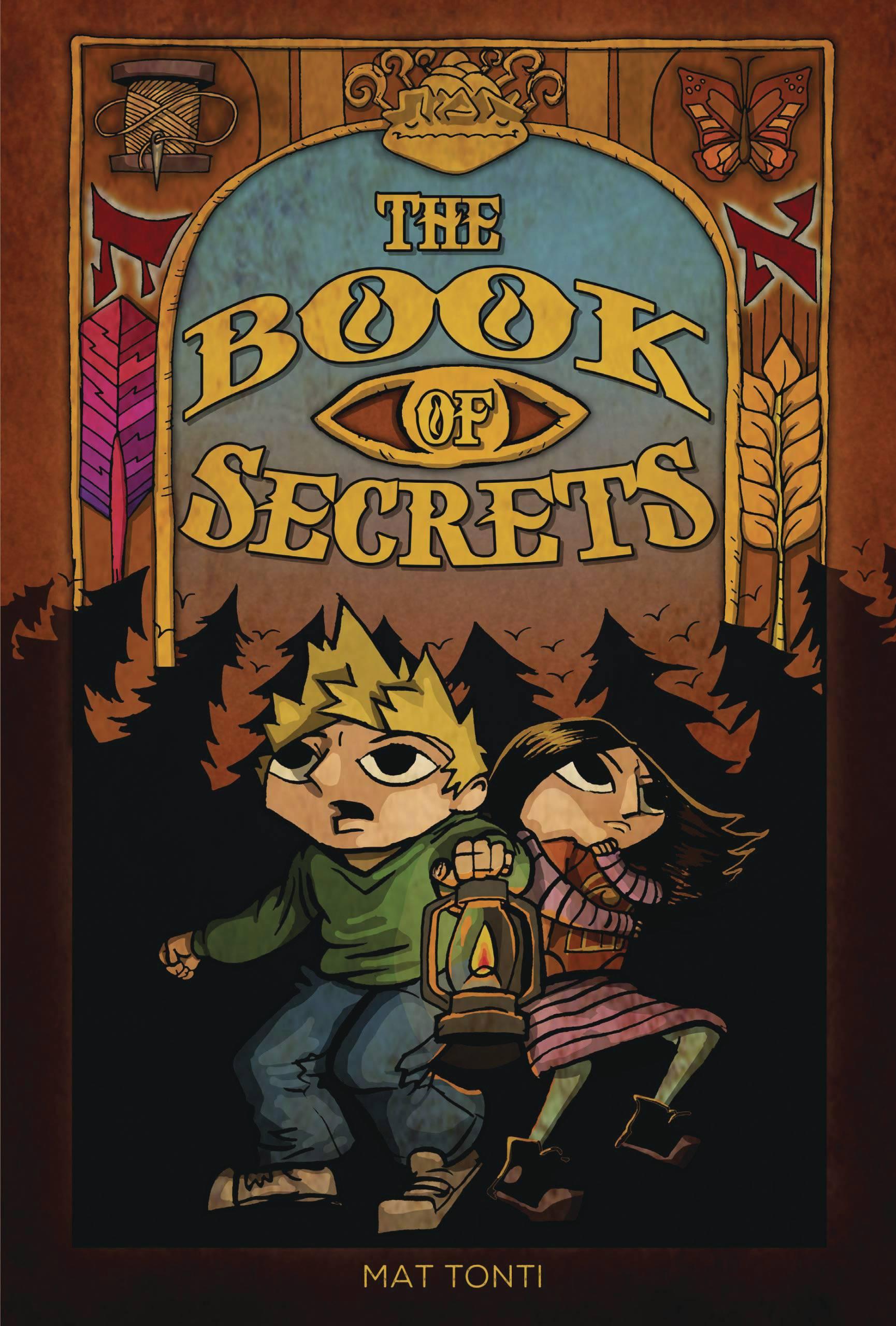 BOOK OF SECRETS TP