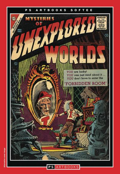 SILVER AGE CLASSICS MYSTERIES UNEXPLORED WORLDS SOFTEE TP 01