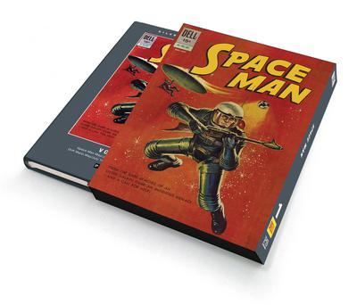 SILVER AGE CLASSICS SPACE MAN HC 01 SLIPCASE ED