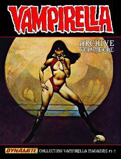 VAMPIRELLA ARCHIVES HC 01