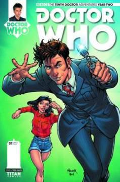 DOCTOR WHO 10TH YEAR TWO