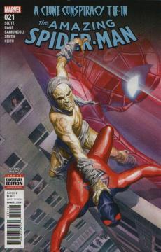 AMAZING SPIDER-MAN IV (1-801)
