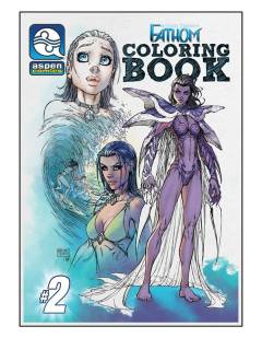 FATHOM COLORING BOOK TP 02