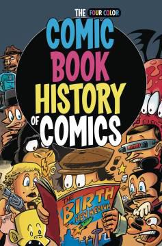 COMIC BOOK HISTORY OF COMICS TP BIRTH OF A MEDIUM