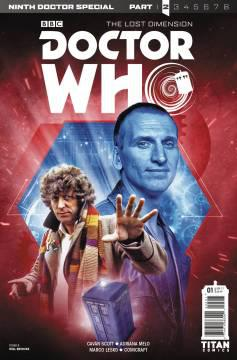 DOCTOR WHO 9TH DOCTOR YEAR TWO