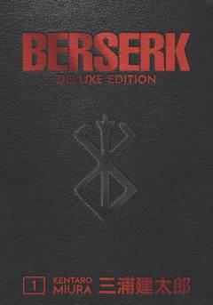 BERSERK DELUXE EDITION HC 01