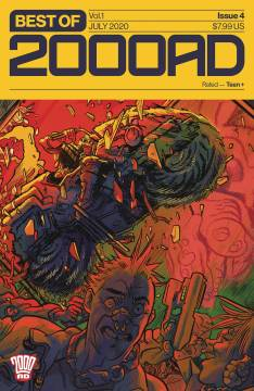 BEST OF 2000 AD