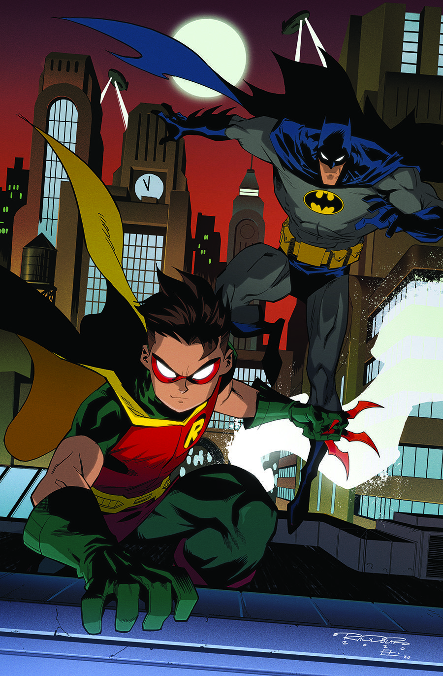 BATMAN THE ADVENTURES CONTINUE