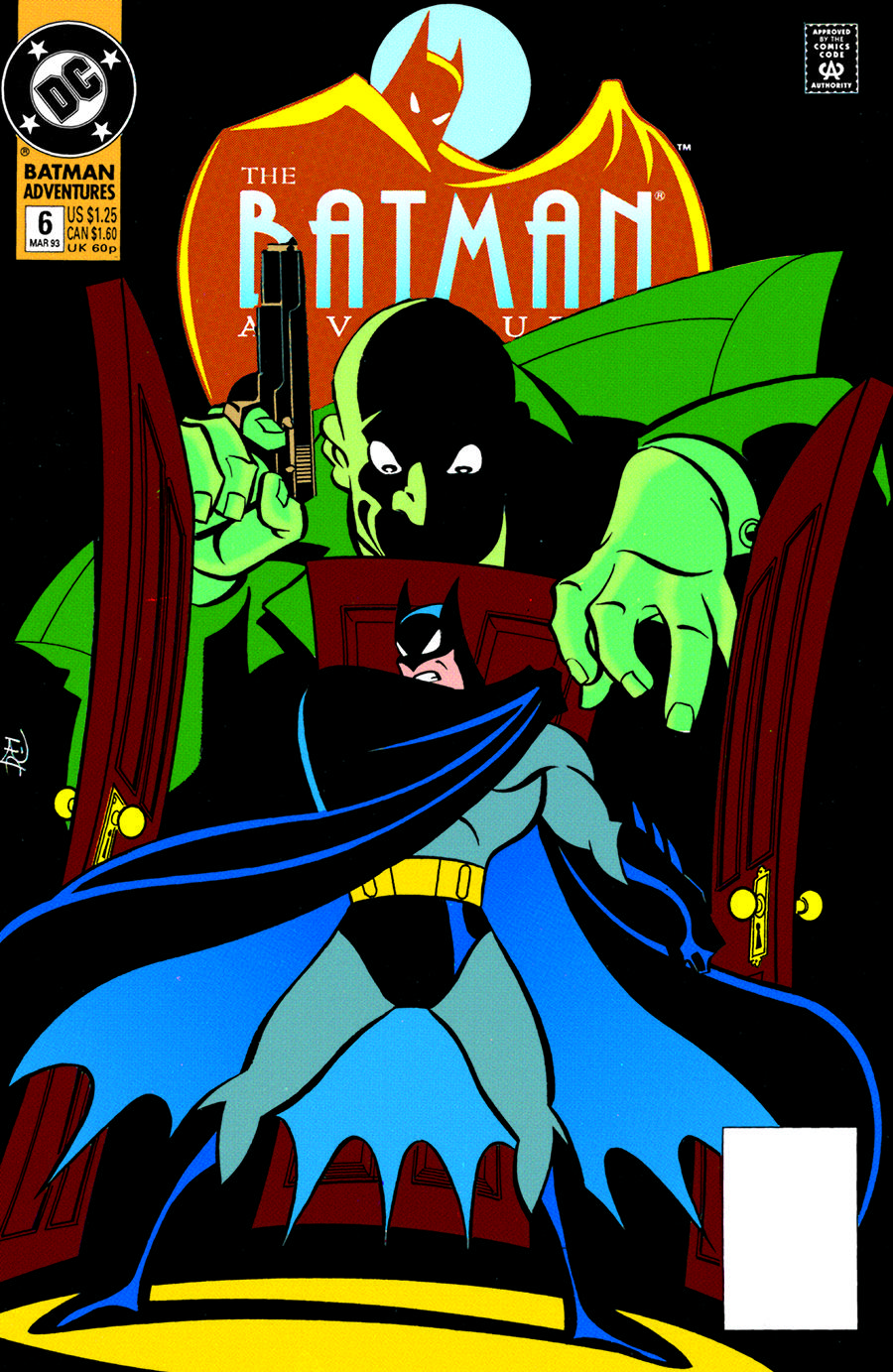 DC CLASSICS THE BATMAN ADVENTURES