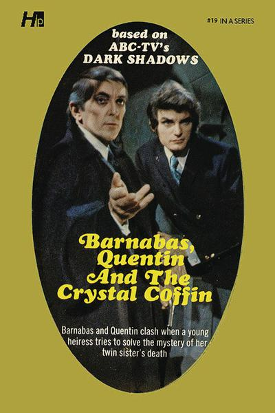 DARK SHADOWS PB LIB NOVEL 19 CRYSTAL COFFIN