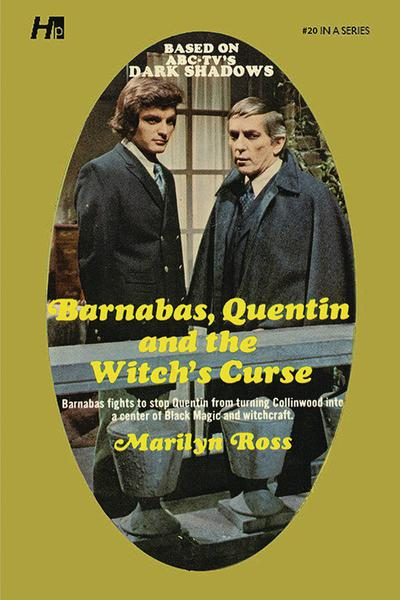 DARK SHADOWS PB LIB NOVEL 20 WITCHS CURSE
