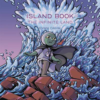 ISLAND BOOK HC 02 INFINITE LAND