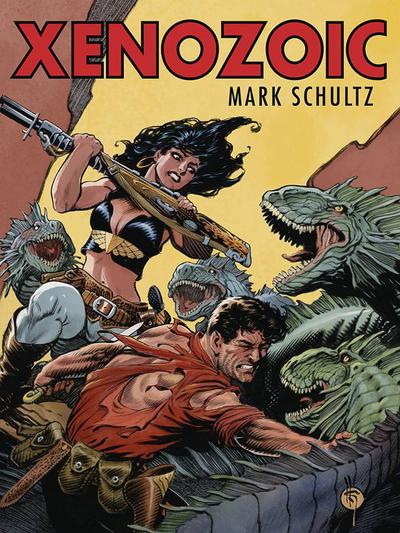 MARK SCHULTZ XENOZOIC TP