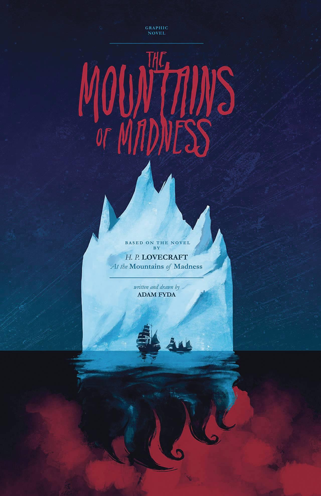 MOUNTAINS OF MADNESS HC