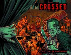 CROSSED BADLANDS WRAP CVR