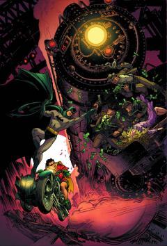 BATMAN AND ROBIN II (1-40)