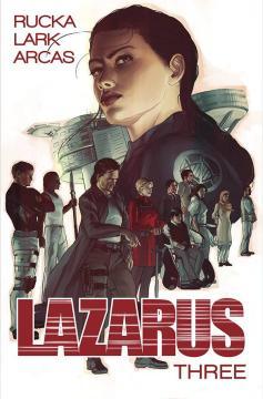 LAZARUS TP 03 CONCLAVE