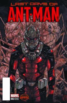 ANT-MAN LAST DAYS