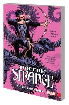 DOCTOR STRANGE TP 03 BLOOD IN THE AETHER