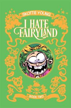 I HATE FAIRYLAND DLX HC 01