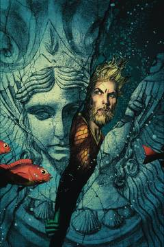 AQUAMAN UNDERWORLD DELUXE EDITION HC