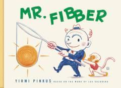 MR FIBBER HC STORY BOOK
