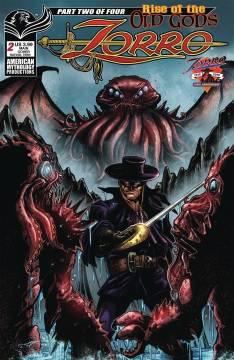 ZORRO RISE OF THE OLD GODS