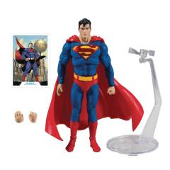 DC BATMAN/SUPERMAN WV1 MOD SUPERMAN 7IN SCALE AF CS