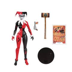 DC MULTIVERSE OTHER WV1 CLASSIC HARLEY QUINN 7IN SCALE AF CS
