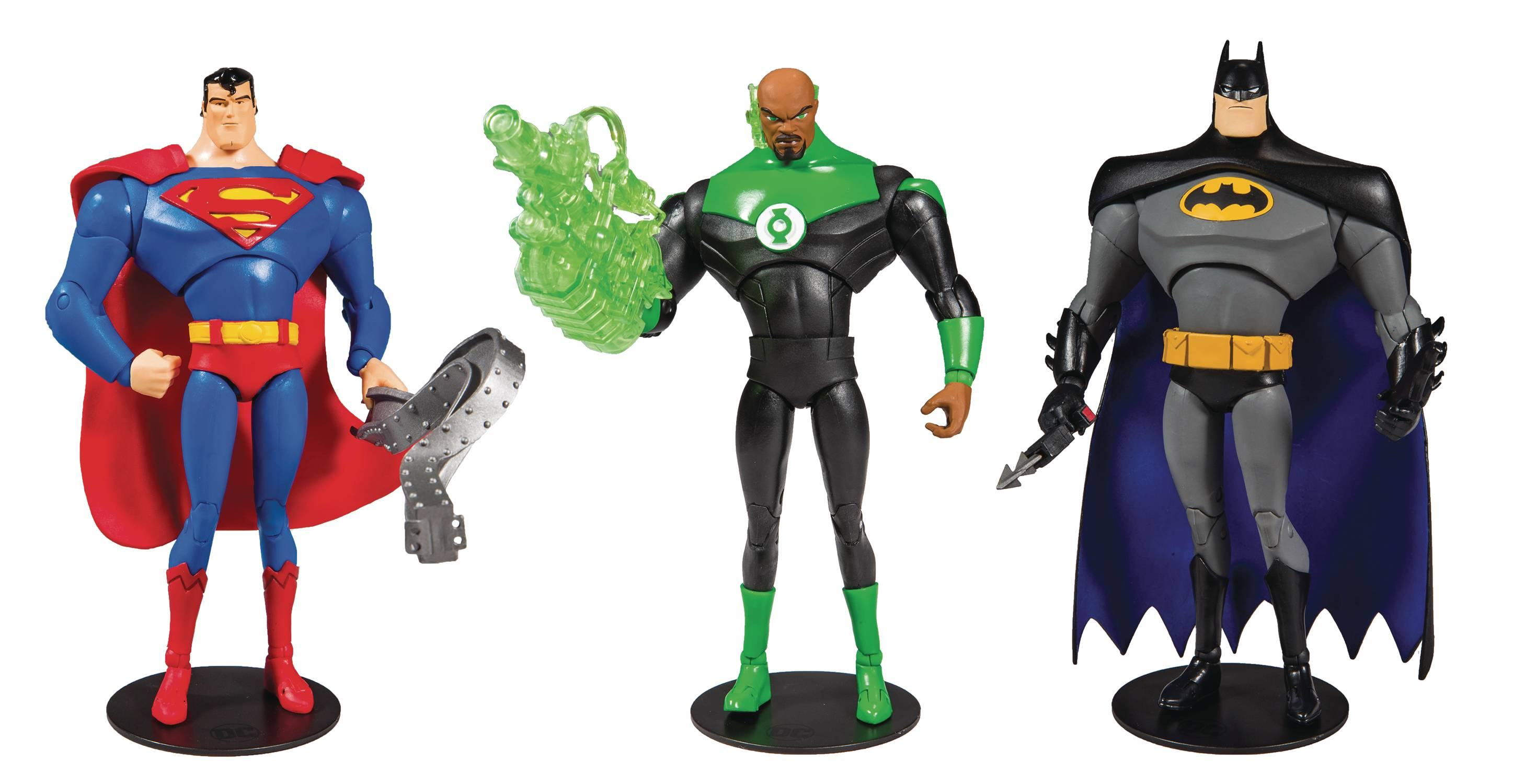 DC ANIMATED 7IN SCALE WV1 AF ASST