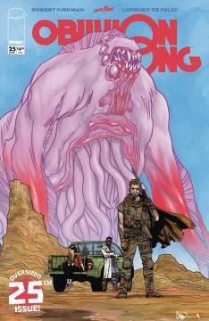 OBLIVION SONG BY KIRKMAN & DE FELICI