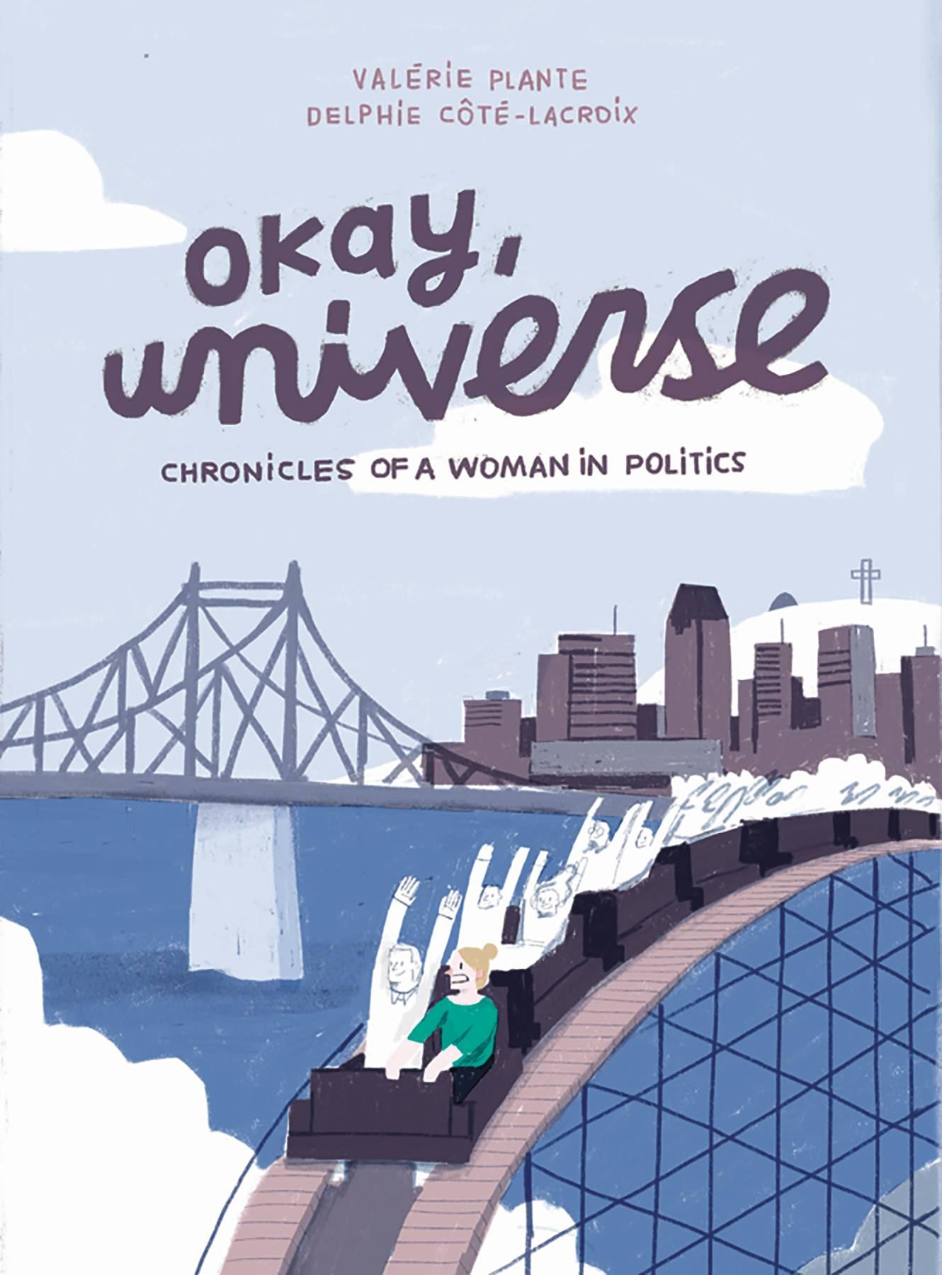 OKAY UNIVERSE TP
