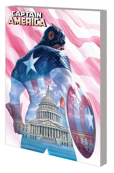 CAPTAIN AMERICA BY TA-NEHISI COATES TP 04 ALL DIE YOUNG