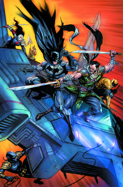 BATMAN AND THE OUTSIDERS TP 03 THE DEMONS FIRE