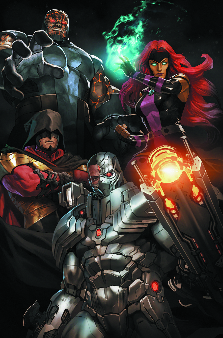 JUSTICE LEAGUE ODYSSEY TP 04 LAST STAND