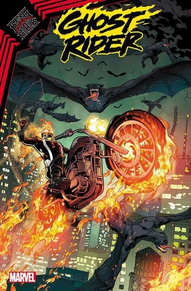 KING IN BLACK GHOST RIDER