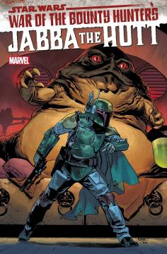 DF STAR WARS WAR BOUNTY HUNTERS JABBA HUTT #1 CGC GRADED