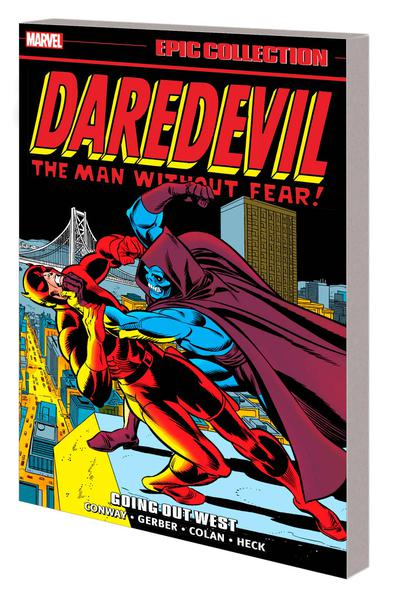 DAREDEVIL EPIC COLLECTION TP 05 GOING OUT WEST