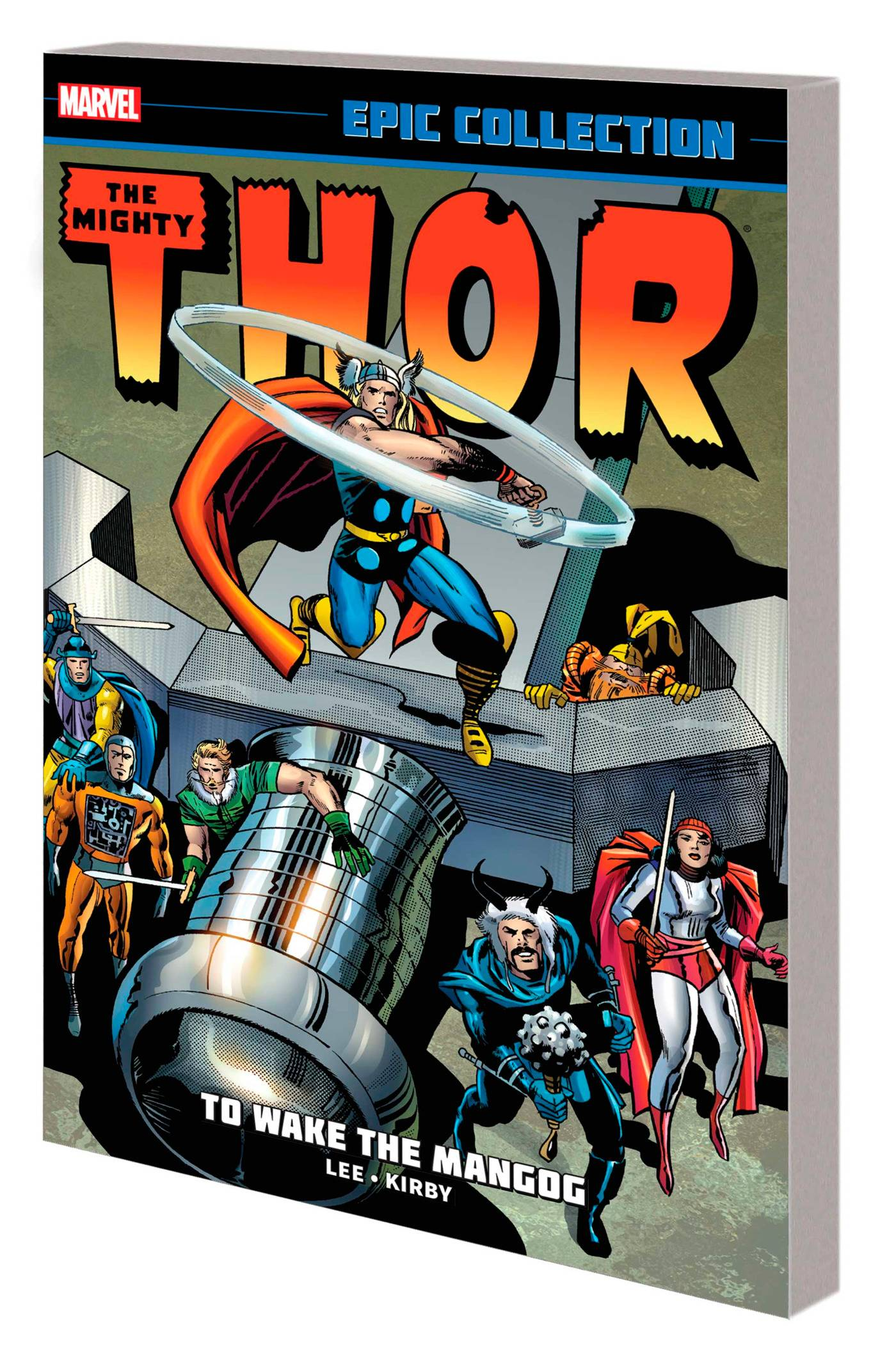 THOR EPIC COLLECTION TP 04 TO WAKE MANGOG