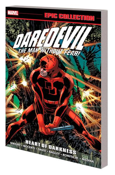 DAREDEVIL EPIC COLLECTION TP 14 HEART OF DARKNESS