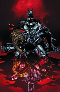 RED HOOD AND THE OUTLAWS I (1-40)