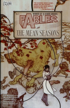 FABLES TP 05 THE MEAN SEASONS