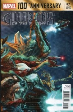 100TH ANNIVERSARY SPECIAL #1 GOTG