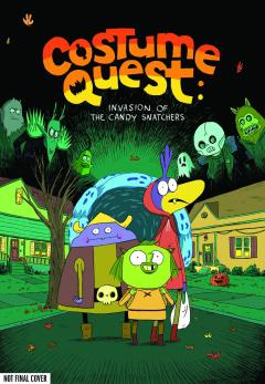 COSTUME QUEST HC INVASION OF CANDY SNATCHERS