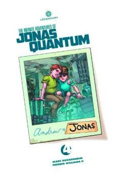 INFINITE ADVENTURES OF JONAS QUANTUM