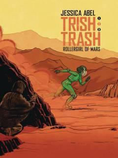 TRISH TRASH ROLLERGIRL OF MARS HC 02