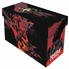 COMIC BOX SHORT BCW HELLBOY IN HELL