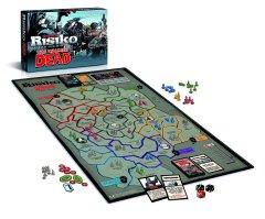 RISIKO WALKING DEAD SURVIVAL EDITION