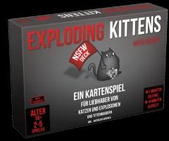 EXPLODING KITTEN NSFW EDITION