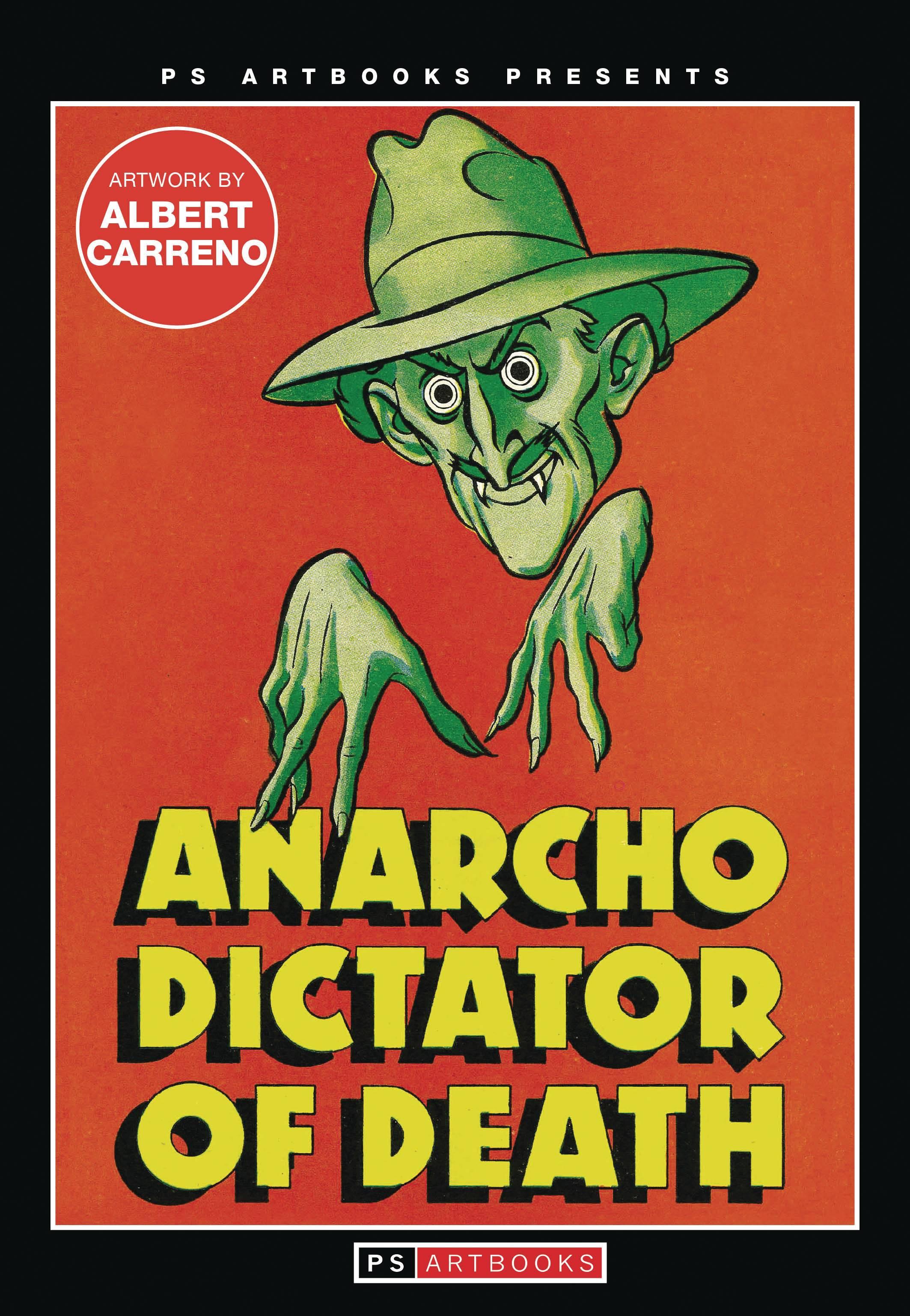 PS ARTBOOKS MAGAZINE ANARCHO DICTATOR OF DEATH